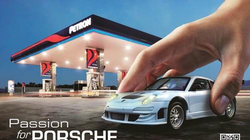 "Petron Malaysia ""Passion for Porsche"" Toy Car"