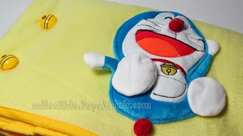 Doraemon Travel Blanket at KFC Malaysia