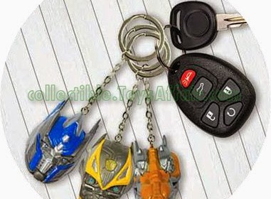 Transformers Key Chain by 7-Eleven