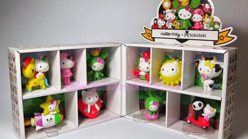 Hello Kitty x Tokidoki at Shell Select Malaysia