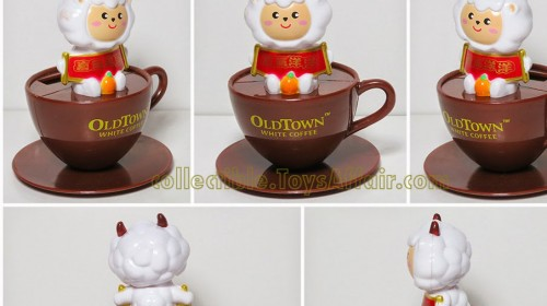 OLDTOWN Little Sheep Figurine at Malaysia