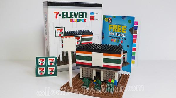 7-Eleven Slurpee Mini Block