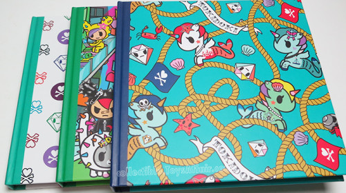 tokidoki Planner x Notebook by 7-Eleven Malaysia